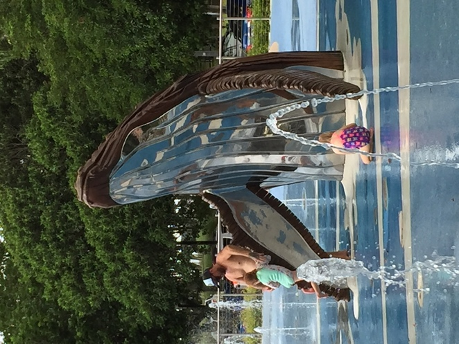 Wetside Hervey Bay whale water park