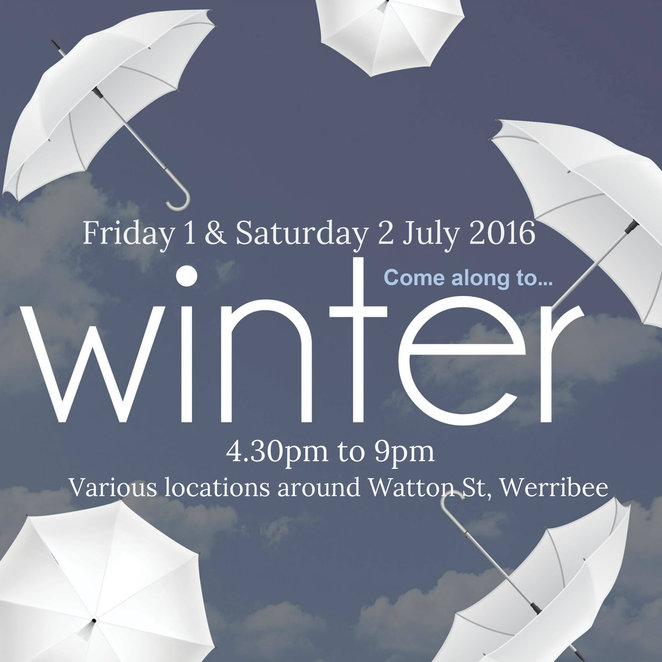 winter, wyndham city council, wyndham business and tourism association, wbta, school holiday activity, street performers, acrobatics, youth theatre, frozen movie, light installations, strange fruit, restaurants, markets