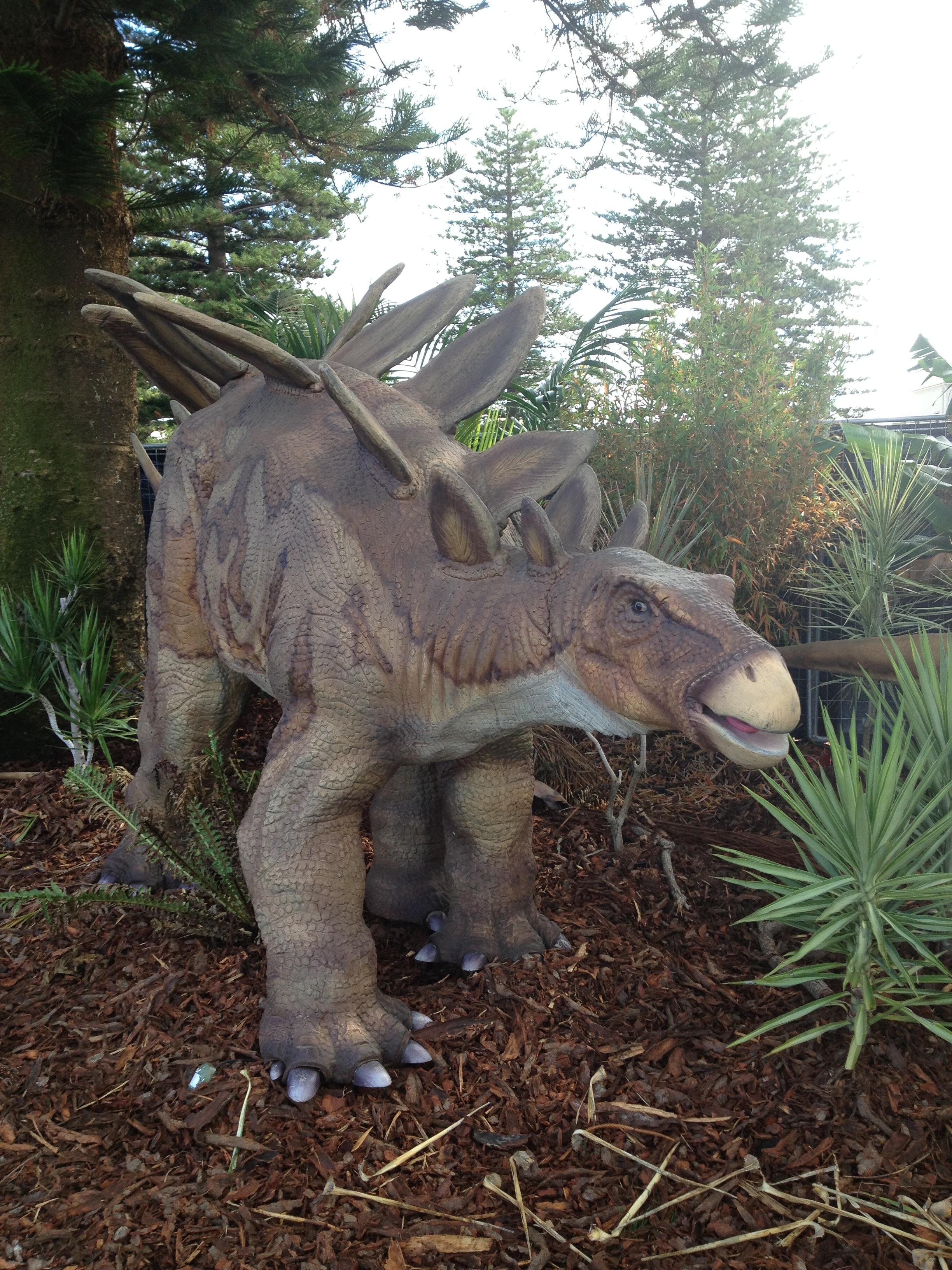 Dinosaurs Alive In Fremantle Perth
