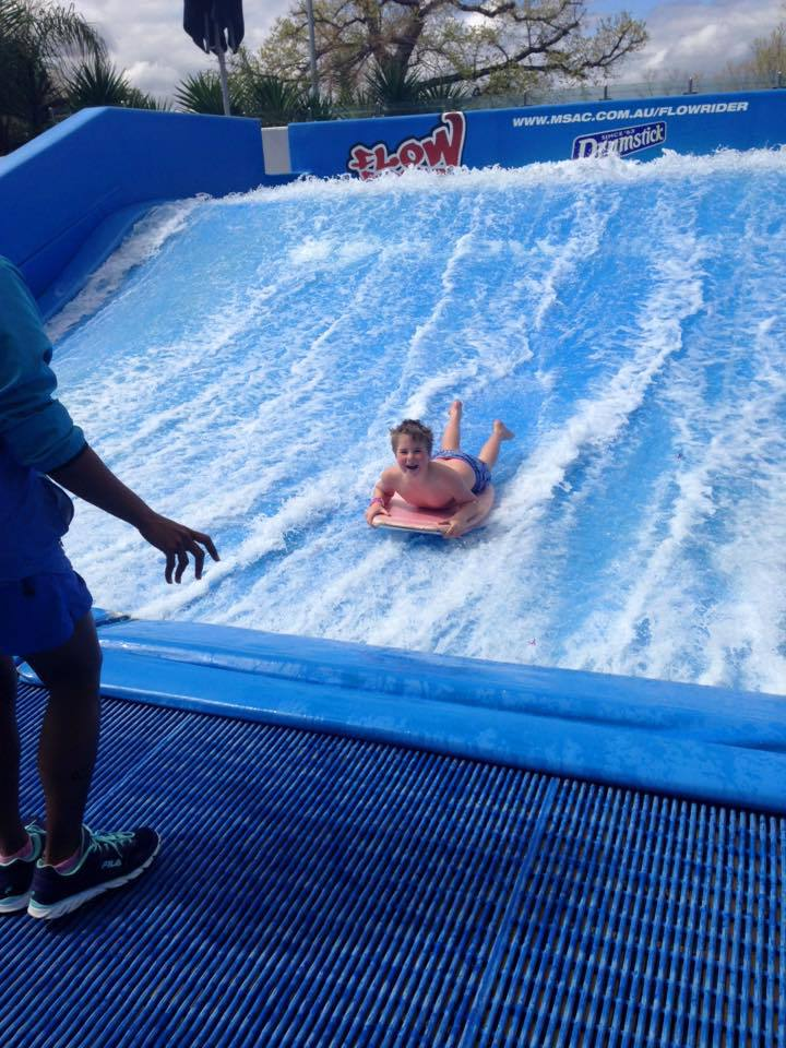 flowrider wave machine cost