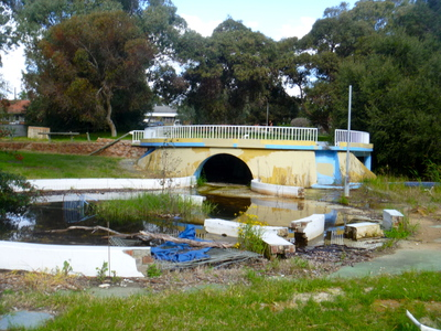 Ascot, Water, Playground, Abandoned, Perth