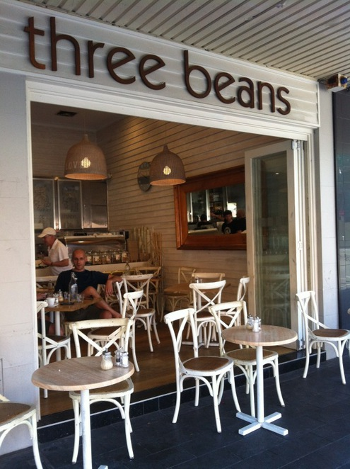 Best Sydney Cafes, Three Beans