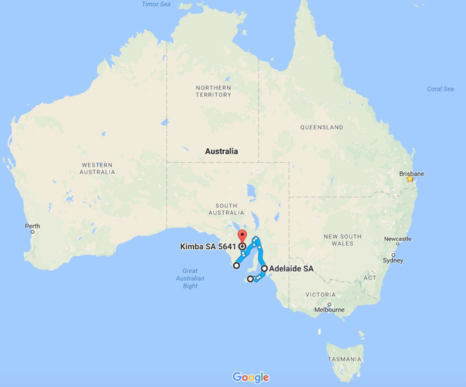 big things, australia, road trip, attraction, tourist, queensland, brisbane, adelaide, victoria, melbourne, south australia, map
