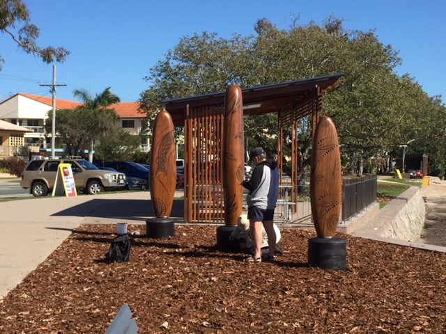 Bradman Avenue, Maroochy River Foreshore, Stand-up paddling, boating, viewing, picnic areas, dog off-leash area, childrens playgrounda