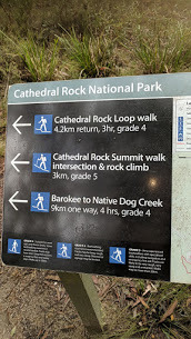 Cathedral Rock National Park