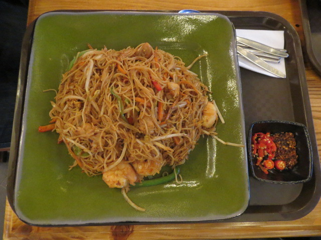 Chinatown Plaza, Kampung Boy, Fried Bee Hoon, Adelaide