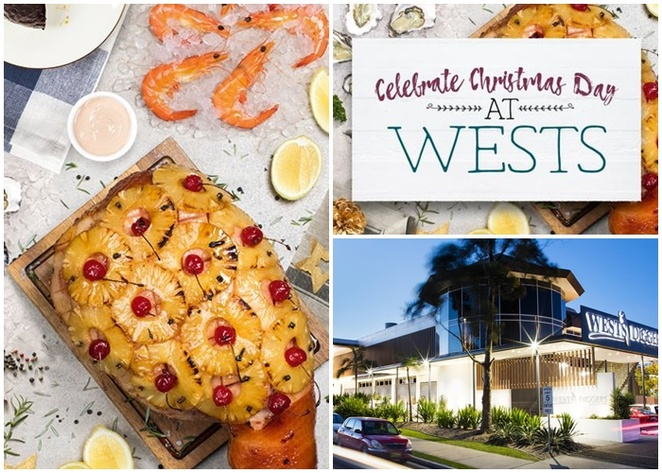 christmas day lunch, wests nelson bay, port stephens, families, kids, santa, whats on,