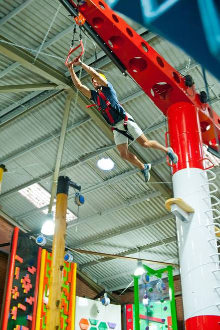 clip n climb, indoor climbing melbourne, school holiday activites melbourne, different kids party ideas melbourne, adventure activities melbourne