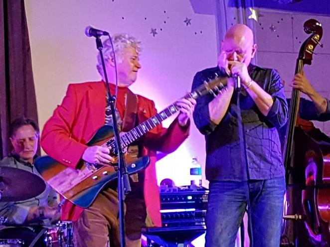 Dave Blight, Chris Finnen and Trev Warner at The Trinity Sessions: Review