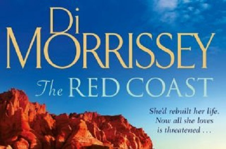 Di Morrissey, Red Coast, Broome, Kimberley, book, popular, fiction, writer, Australian, WA
