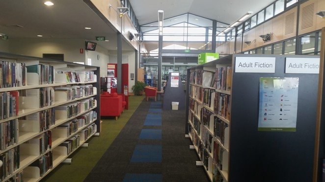 eagle vale library, library, eagle vale, community, campbelltown