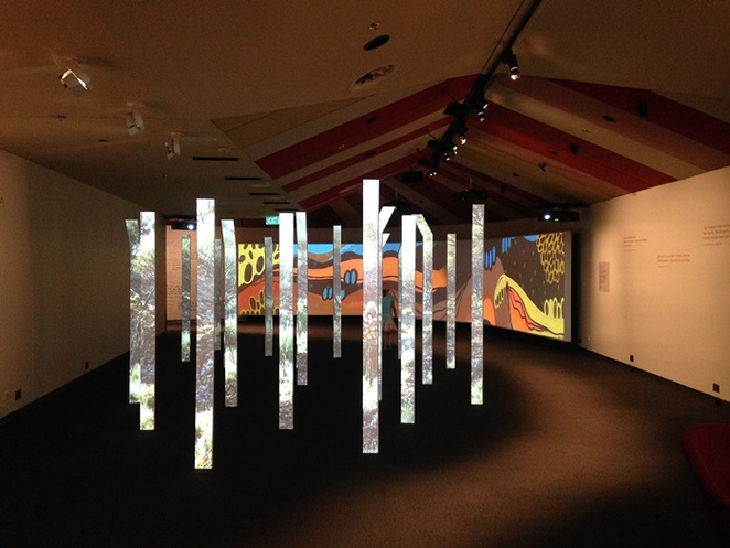 gallery of first australians, ACT, national museum of australia, indigenous, aboriginal, first australians, canberra, history,