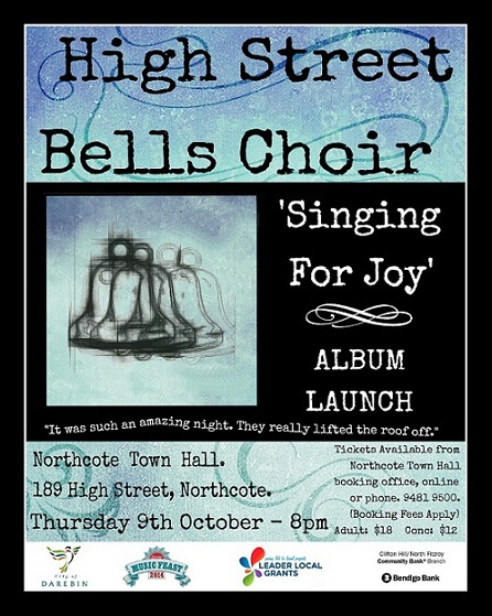 high street bells choir concert
