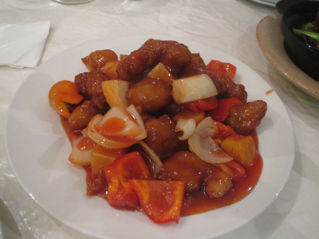 Hong Kee's Sweet & Sour Pork, Adelaide