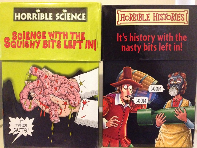 Horrible Histories Science