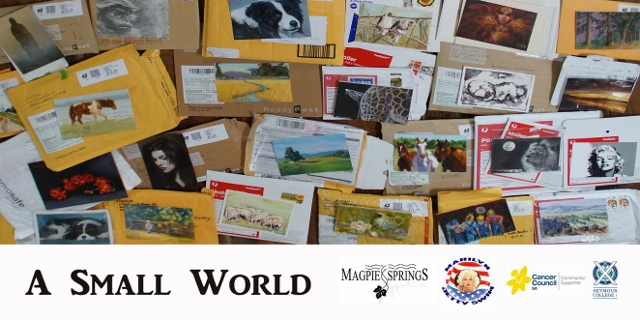 International Art Exhibition: A Small World to benefit Cancer Research in South Australia