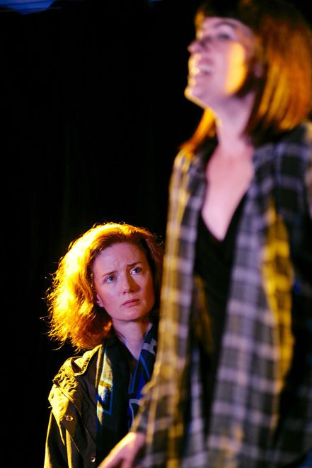 Irish theatre, Mark O'Rowe, North of Eight Theatre Company, Courthouse Hotel North Melbourne, Shane Savage, Siobhan Connors, Emma Louise Pursey, Scott Major, Sarah Clarke