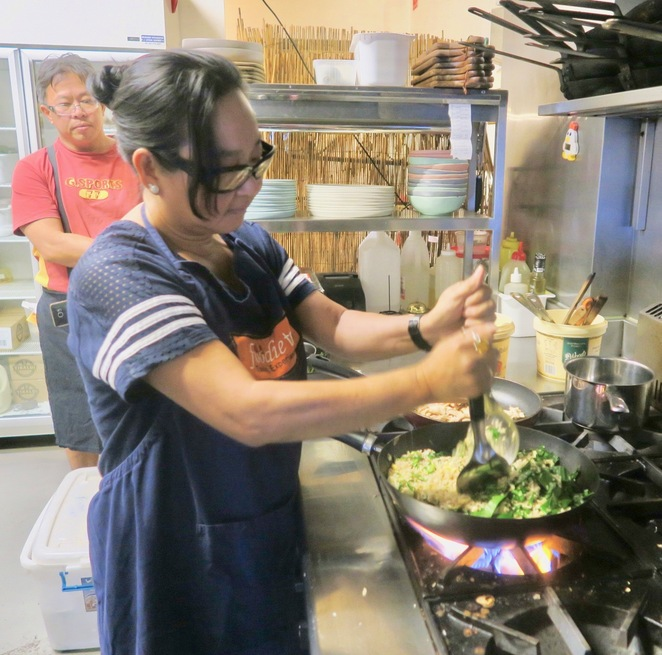J & T Thai Catering, Foodie Trails Cookery Classes