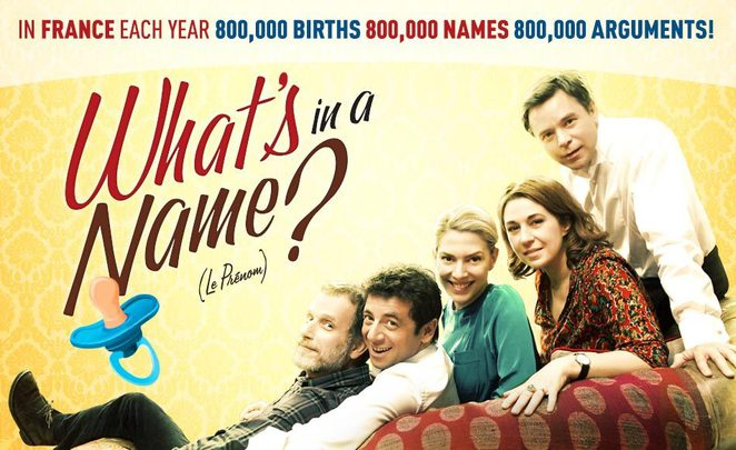 le prenom, what's in a name, palace centro, babes in arms screenings