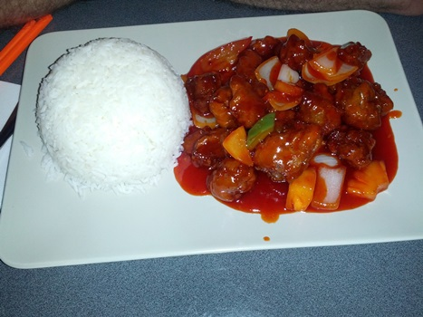 Little Asia Sweet & Sour