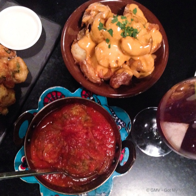 Lusso, Tapas, Spanish, Seafood, Sangria, Rice, Small Dish, GMV, Mediterranean, Restaurant