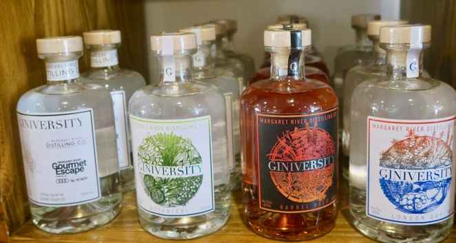 Margaret River Distilling Co. Giniversity