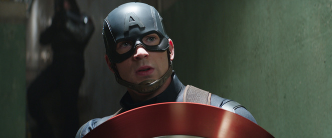 Steve Rogers in MARVEL's Captain America: Civil War