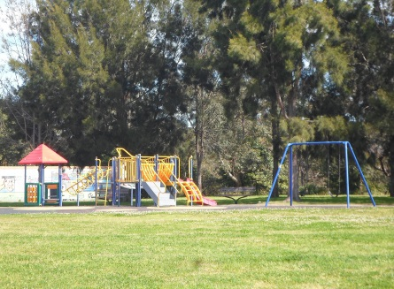 mills park asquith playground