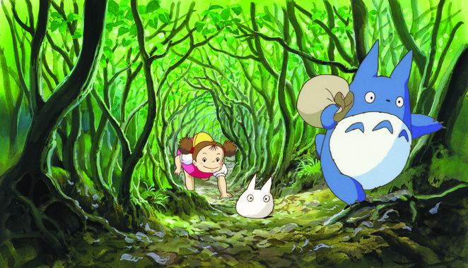 my neighbour totoro movie