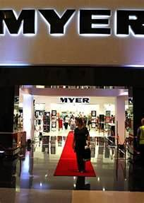 myer, shopping