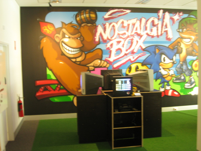 nostalgia, box, gaming, video, games, perth, northbridge, museum, console