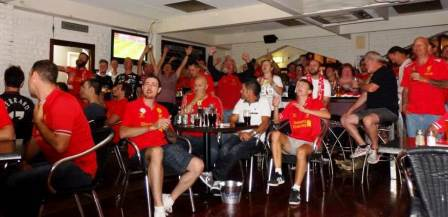 Official Liverpool Football Club Supporters Club Western Australia, Franklins Tavern
