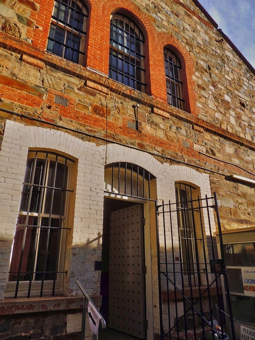 old adelaide gaol, adelaide gaol, free movies, ghostbusters, monster house, splash adelaide, outdoor cinema, indoor cinema, b wing