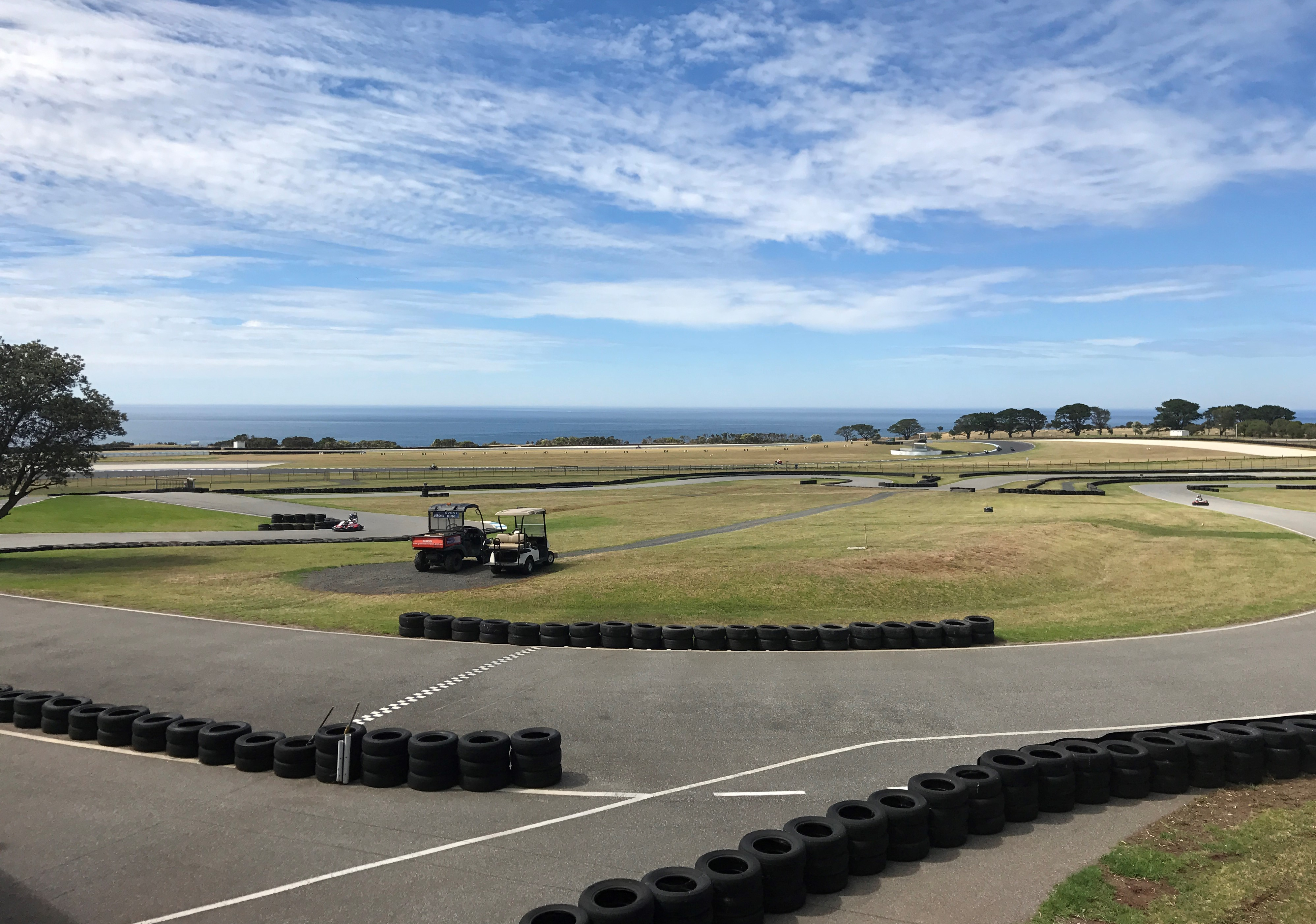 Circuito Karting : Go karting at phillip island grand prix circuit melbourne by