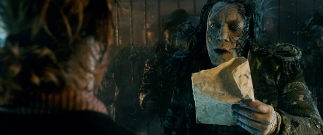 Pirates of the Caribbean, dead men tell no tales, film review