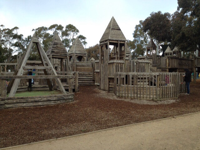 Playground, adventure, kids, fun , bayside , family