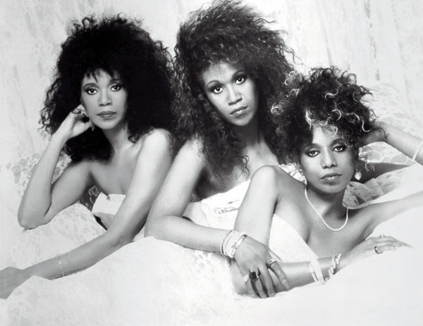 Pointer,sisters