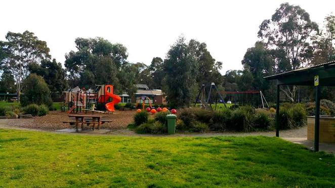 Red Earth Community Park Mooroolbark