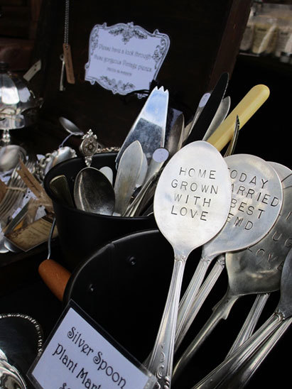 Roleystone Christmas Twilight Market 2017 Silver Spoon