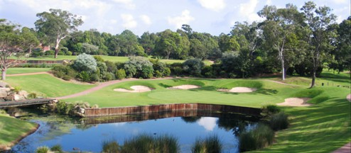 ryde parramatta golf course
