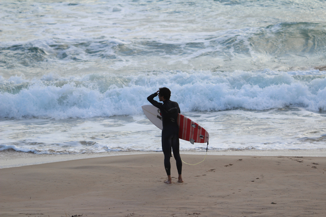 South Australian surfing, Southport beach