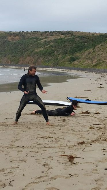 Surf Yoga Pilates