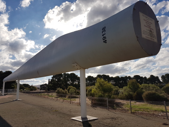 The Big Blade, Snowtown