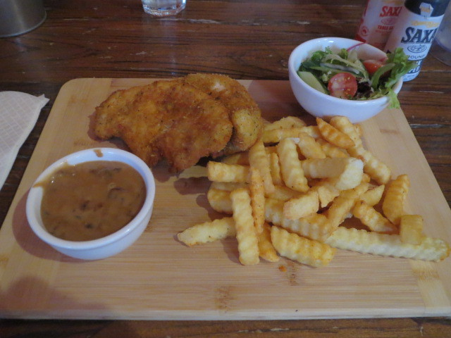 The Duke of York Hotel, Chicken Schnitzel, Adelaide