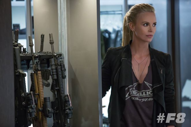 The Fate of the Furious, Fast & The Furious, Fast 8, #F8, Charlize Theron
