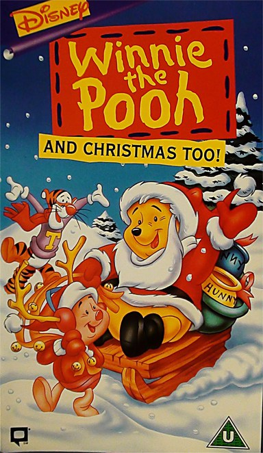 Winnie, Pooh, Poo, Bear, Honey, Wood, Disney, Christmas, Xmas, Special, Movie, Film, Santa, Reindeer, Family