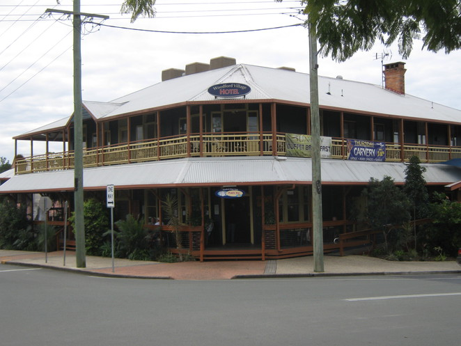 Woodford Village Hotel