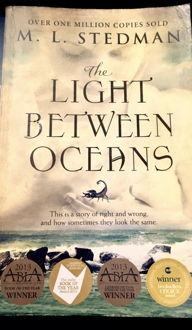 The Light Between Oceans by M L Stedman.