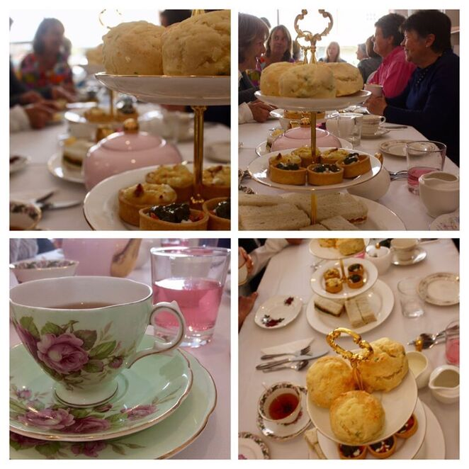 High Tea at Tealicious Cakes is a very special occasion