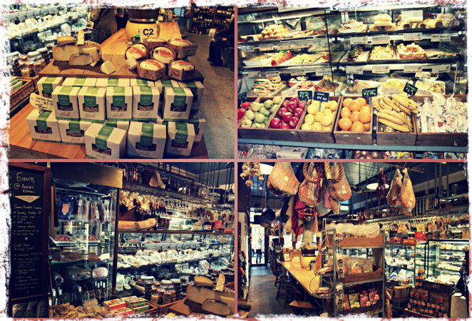 annie's, annie, provedore & produce store, hamish maclachlan, barwon heads, annie's kitchen. italian groceries, functinos, catering, licenced